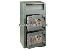 BSD2EE Bull Safe 2 Door Front Load Depository Safe